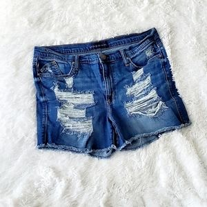 Rock & Republic Denim Shorts 16